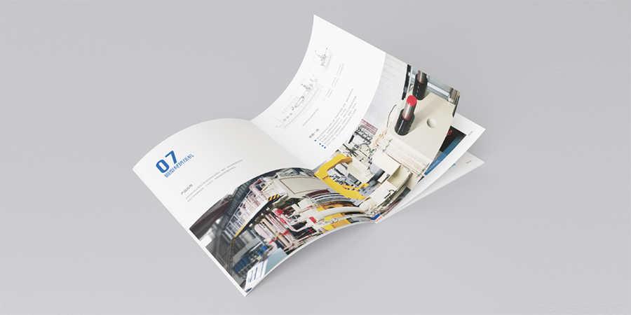江阴知名高端画册设计性价比高,高端画册设计