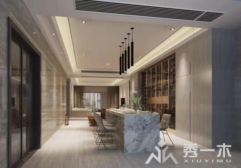 德令哈市店面设计哪家好 欢迎咨询 青海秀一木装饰工程设计供应