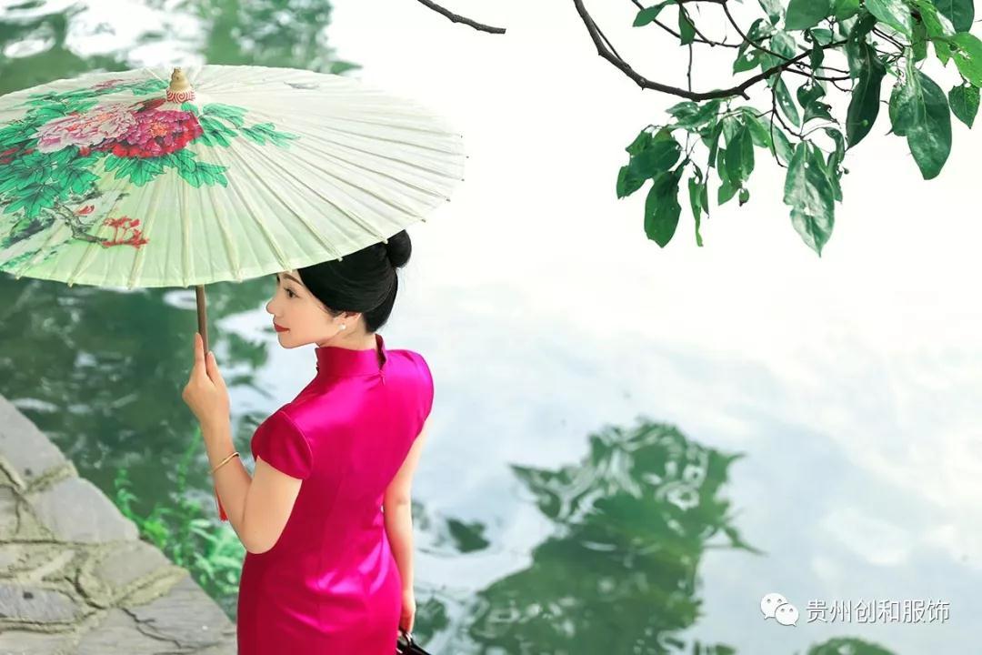 云岩区专业烟雨江南旗袍免费咨询 服务至上「贵州创和服饰供应」