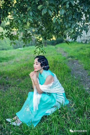 郑州旗袍清新推荐厂家 诚信互利「贵州创和服饰供应」