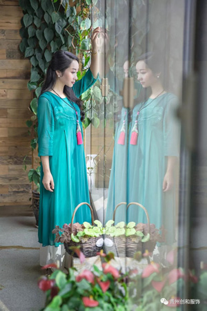 花溪区优良高端旗袍定制需要多少钱 欢迎来电「贵州创和服饰供应」