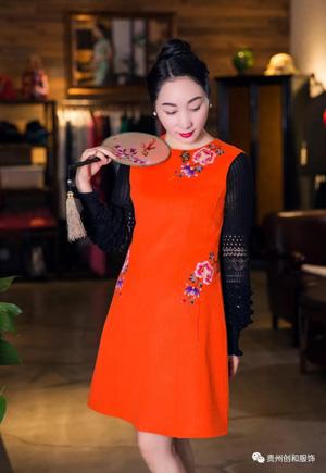 贵安新区正品高端旗袍定制制造厂家 有口皆碑「贵州创和服饰供应」