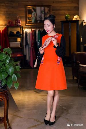 花溪区正规高端旗袍定制多重优惠 推荐咨询「贵州创和服饰供应」
