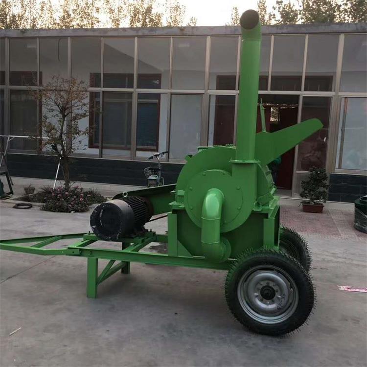 上海家具厂废旧下脚料木材粉碎机欢迎来电 山东捷威迅机械设备供应