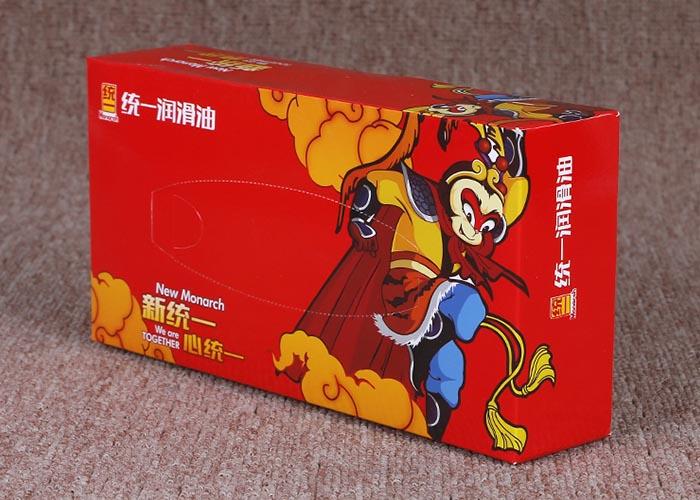 北京定制广告纸巾厂家报价 值得信赖 上海存楷纸业供应
