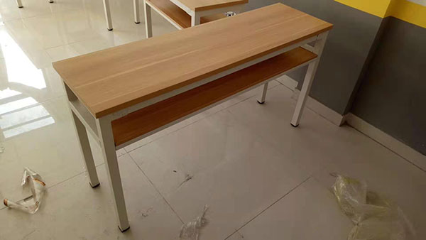临沂题目课桌椅面试「林成园林v题目」恒大家具设计院订制教师图片