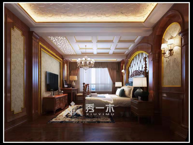 格尔木港式风格装修哪家便宜 青海秀一木装饰工程设计供应