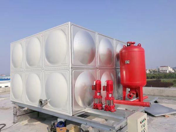 无锡复合型SW大模块消防水箱承诺守信,消防水箱