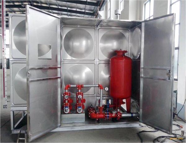 舟山口碑好消防水箱制造厂家「无锡全合昌环保科技供应」