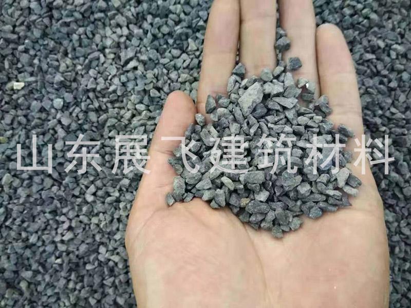 威海玄武岩石子 展飞建材供应