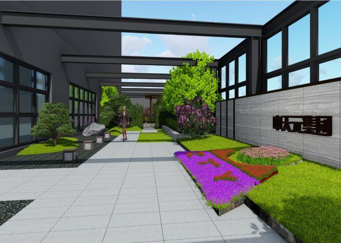 優良園林景觀設計製造廠家,園林景觀設計