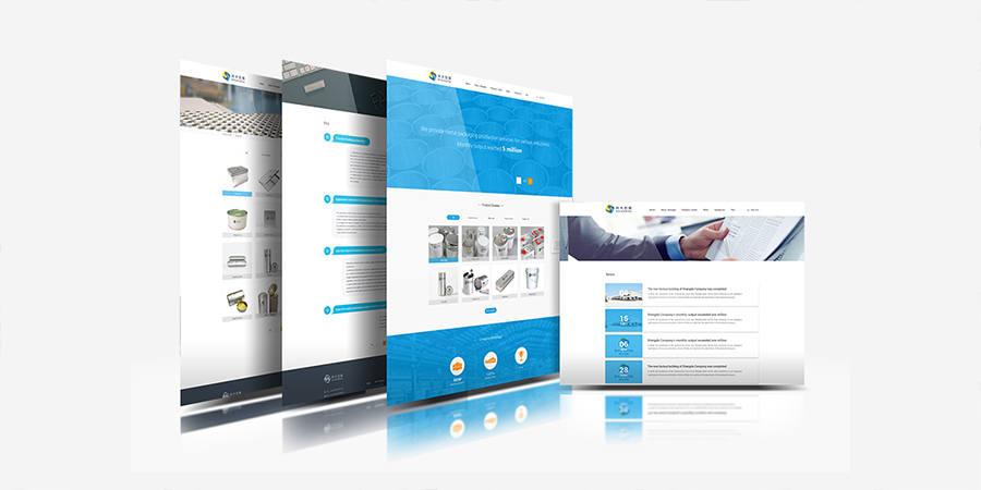 无锡本地网站界面设计公司哪家好,网站界面设计