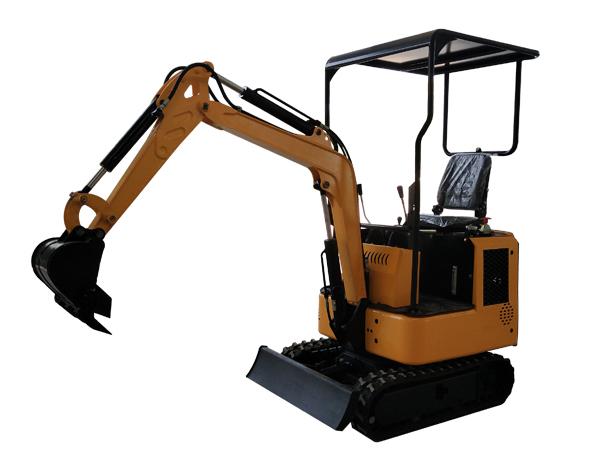 云南小型震動小型挖掘機廠家實力雄厚 濟寧冠特機械設備供應