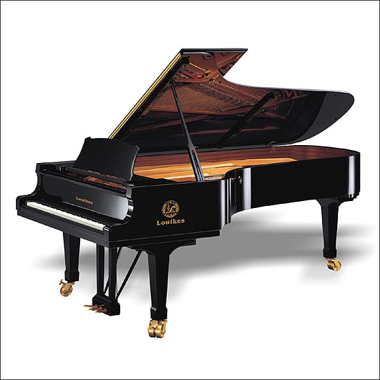 德国路易克斯钢琴历史及世界工厂,路易克斯钢琴