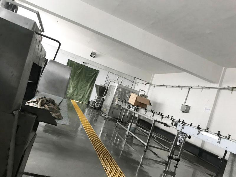 广州猫罐头生产基地,猫罐头