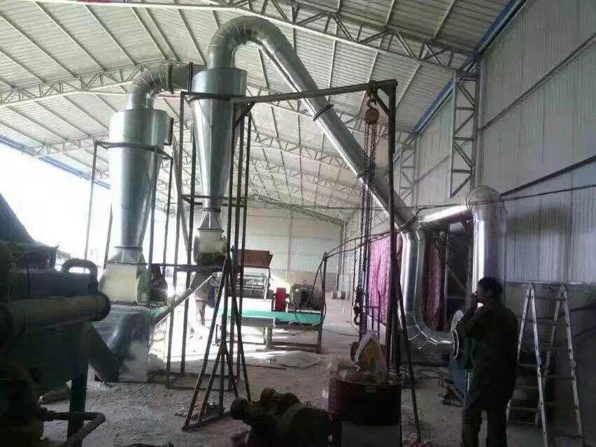 乐陵布袋除尘设备施工,除尘设备