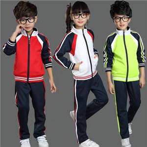 安徽夏季校服好的品質 鑄造輝煌 合肥萬安服裝供應