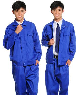 安徽長袖廠服好的品質 服務至上 合肥萬安服裝供應