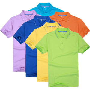 安徽夏季广告衫厂家 值得信赖 合肥万安服装供应