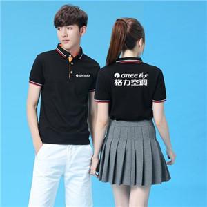 安徽廣告衫可量尺定做 和諧共贏 合肥萬安服裝供應