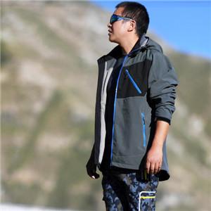 安徽官方冲锋衣厂家供应 铸造辉煌 合肥万安服装供应