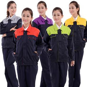 安徽春秋勞保服廠家直供 客戶至上 合肥鴻運來服裝供應