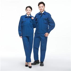 安徽春秋工作服订制公司 推荐咨询 合肥鸿运来服装供应