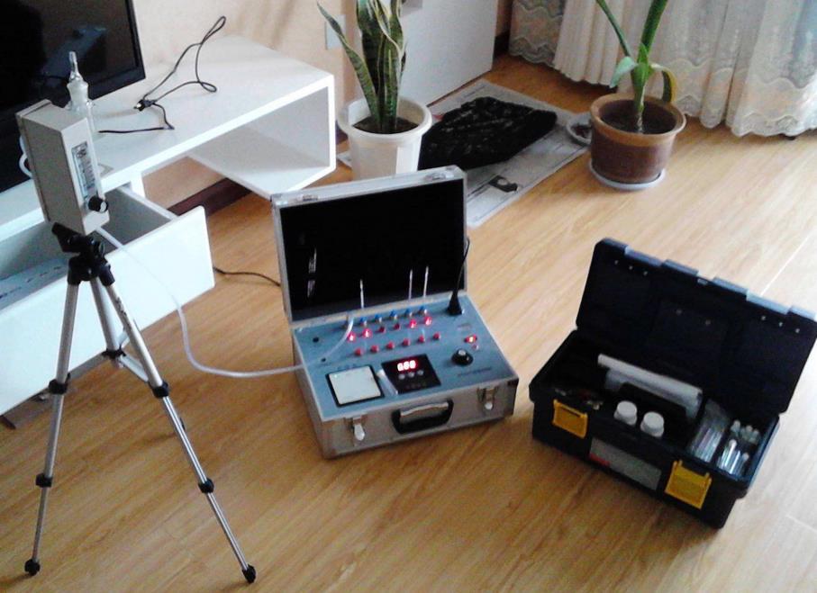 双流装修环境检测需要多少钱,环境检测