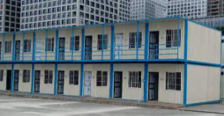 惠阳区A级防火波纹集装箱,集装箱