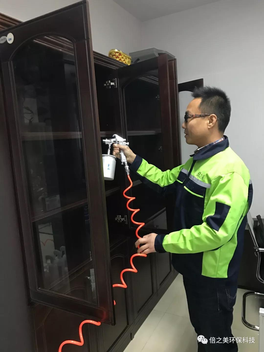 乐清靠谱室内空气检测公司「温州市倍之美环保科技」