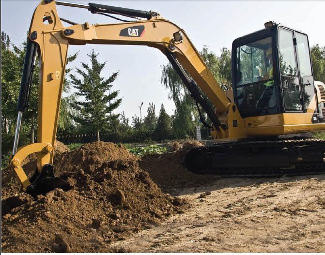 静安区正规挖掘机欢迎来电,挖掘机