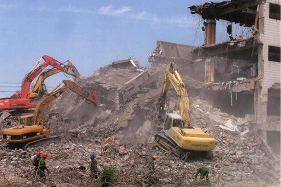 上海开挖回填拆除规格齐全,拆除