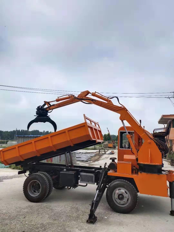 云南抓木机规格尺寸 欢迎来电 济宁市恒泰源工程机械供应