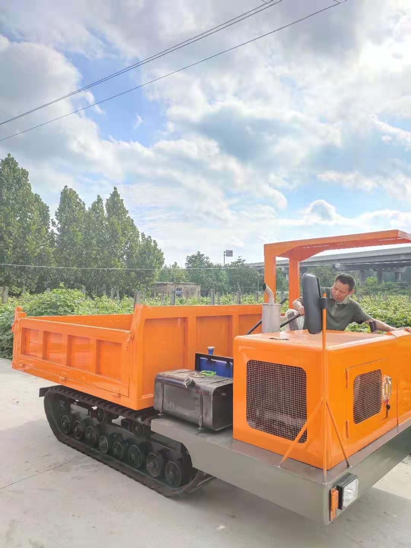江西山地爬山虎鋼制履帶四不像運輸車參數 歡迎來電 濟寧市恒泰源工程機械供應