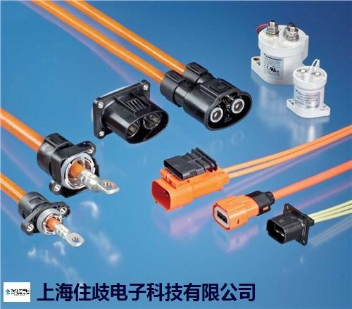 TE連接器 9-1589456-4汽車接插件 上海住歧電子科技供應