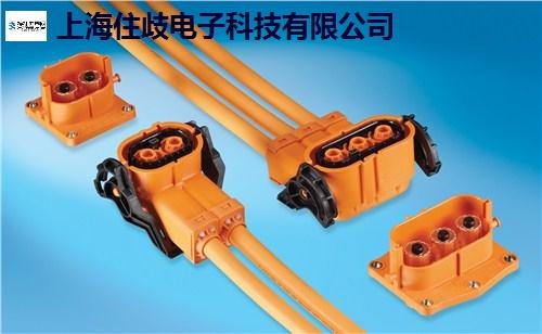 接插世界网供应汽车连接器9-1437652-6泰科连接器 上海住歧电子科技供应