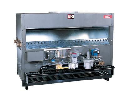 江苏大气式燃气热水锅炉多少钱 有口皆碑 上海麦斯克热能设备供应