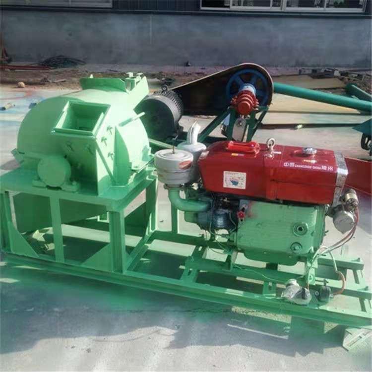 辽宁直销园林绿化木材木材粉碎机推荐厂家,木材粉碎机