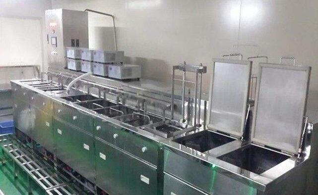吉林光学镜片清洗机「昆山国音超声波工业设备供应」