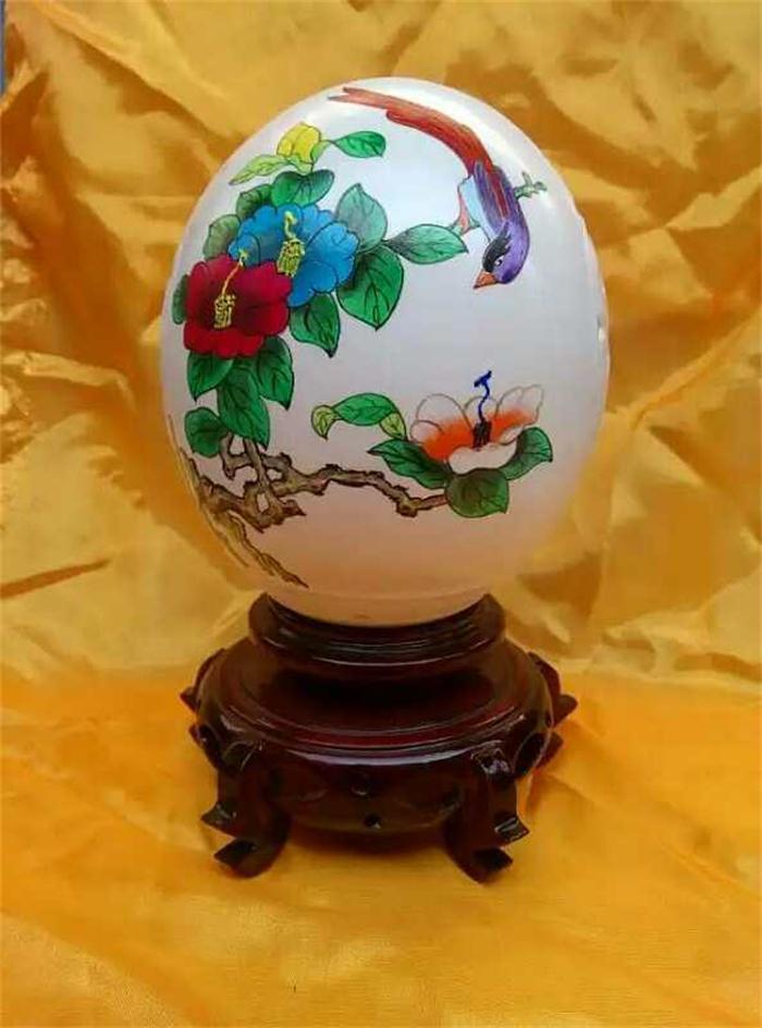 河南鸵鸟蛋好吃吗,鸵鸟蛋