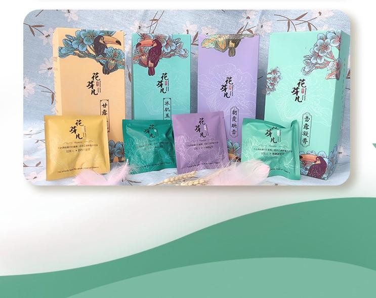 宣城花茶品牌,花茶
