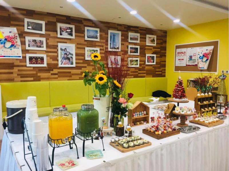 上海專業自助餐下午茶 誠信為本 上海曦季餐飲管理供應