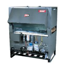 江苏大气式燃气热水锅炉报价 客户至上 上海麦斯克热能设备供应