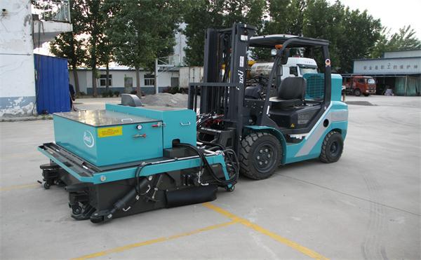 吉林优质无尘清扫机生产厂家 新乡市亿龙养护设备供应
