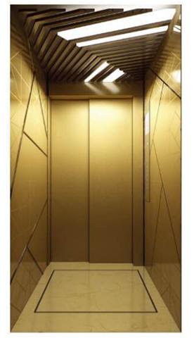 鄞州区别墅玻璃别墅电梯,别墅电梯