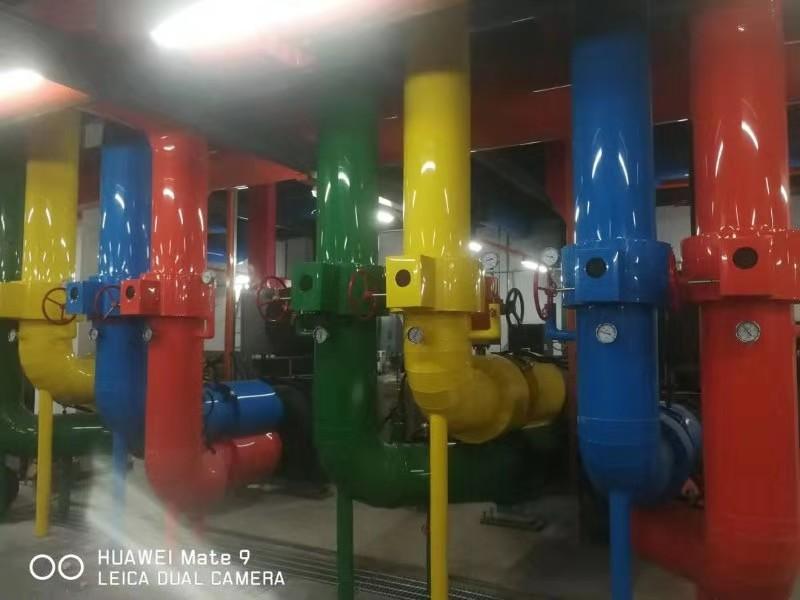 厦门PVC管道彩壳PVC施工,彩壳PVC