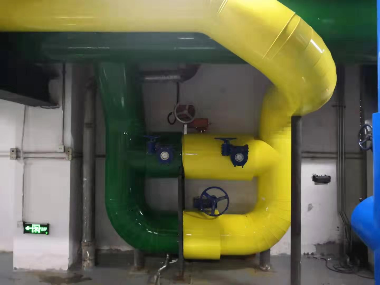 盐城PVC管道美化工程彩壳PVC设计施工队