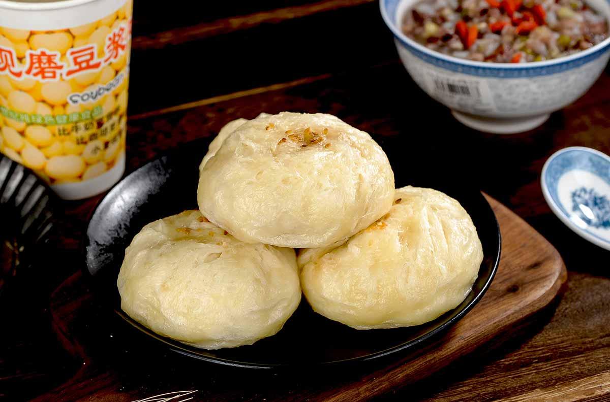 昆明早餐包子 云南聚客餐饮管理供应