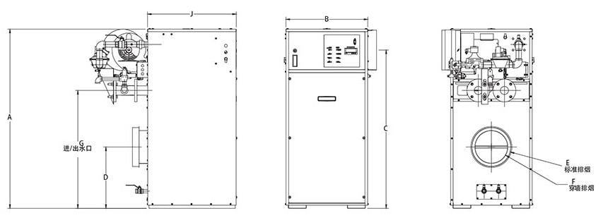 江蘇正品燃氣冷凝鍋爐銷售廠家 信息推薦 上海麥斯克熱能設備供應