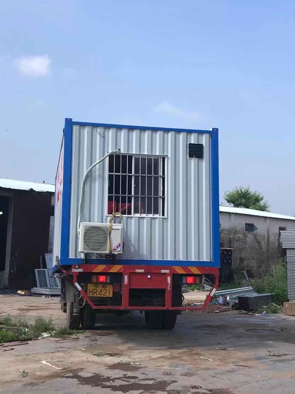 龙门活动波纹集装箱,集装箱